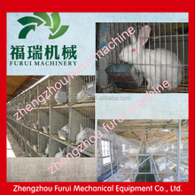 China professional rabbit farming cage with large capacity