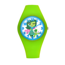 custom silicone watch customized personalized rubber silicone wrist watches