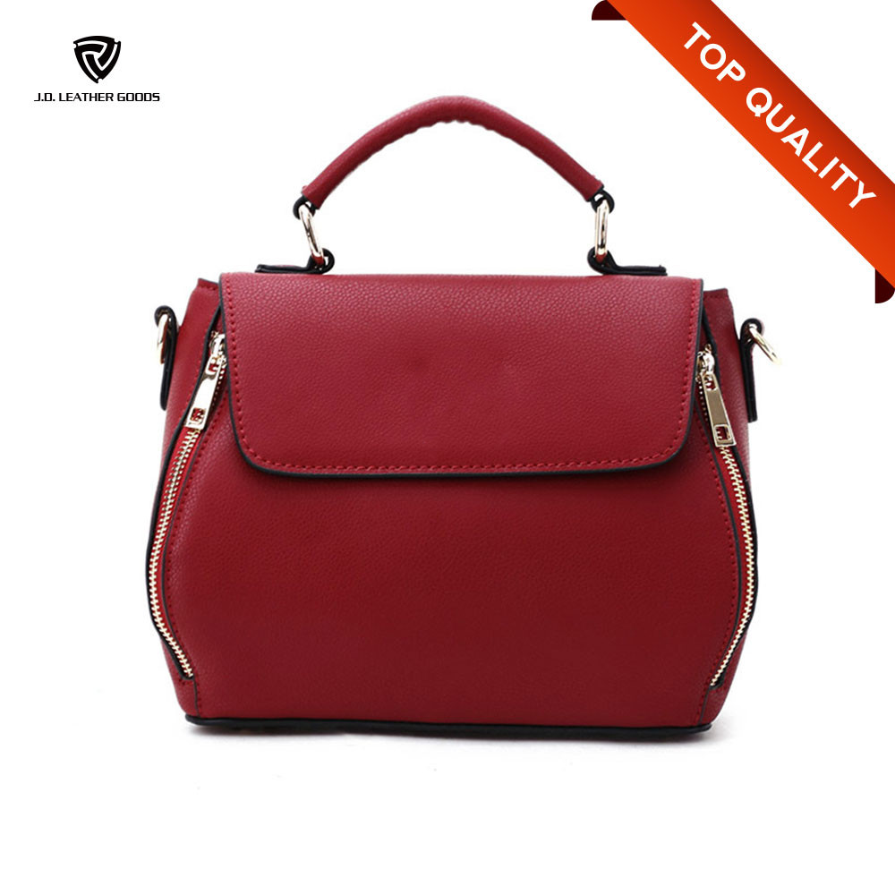 Genuine Leather Professional Women's Small Size Shoulder Bag