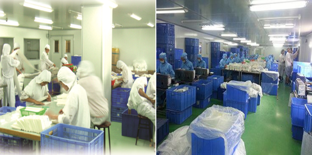 The Factory To Provide Non-woven Medical Dressing Retention Tape