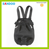 alibaba china 2016 wholesale black legs out front dog travel bag,backpack bag pet