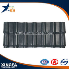 Competitive price artificial synthetic thatch resin roof tile
