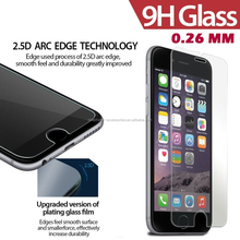 Factory sales directly silicone screen protector replacement for iphone 6 for iphone 7 screen protector tempered glass