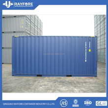 20ft HQ dry cargo container 20HC new shipping container
