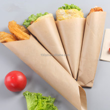 Kraft Paper Food Bread Wrapping Tissue Waterproof Lamination Paper