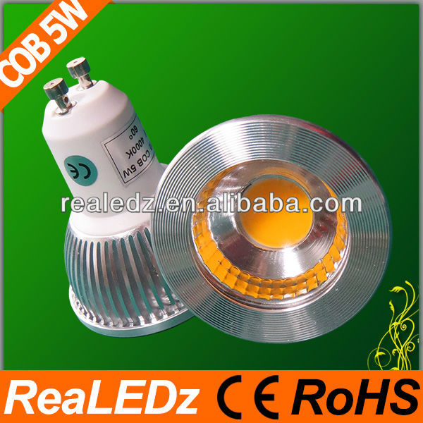 Dimmable LED COB Lights 5w 7W 12W 15W