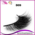 worldbeauty 3D Faux mink strip eyelash with customized logo package