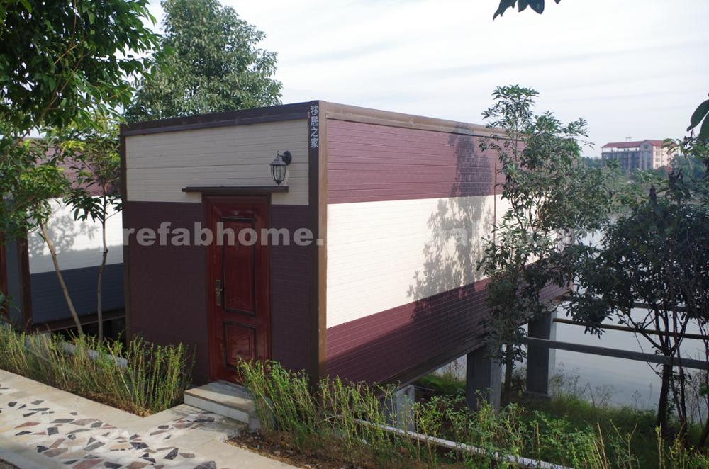 2016 sandwich panel modern sip container house