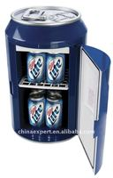 10 Liter Can Shaped Mini Fridge