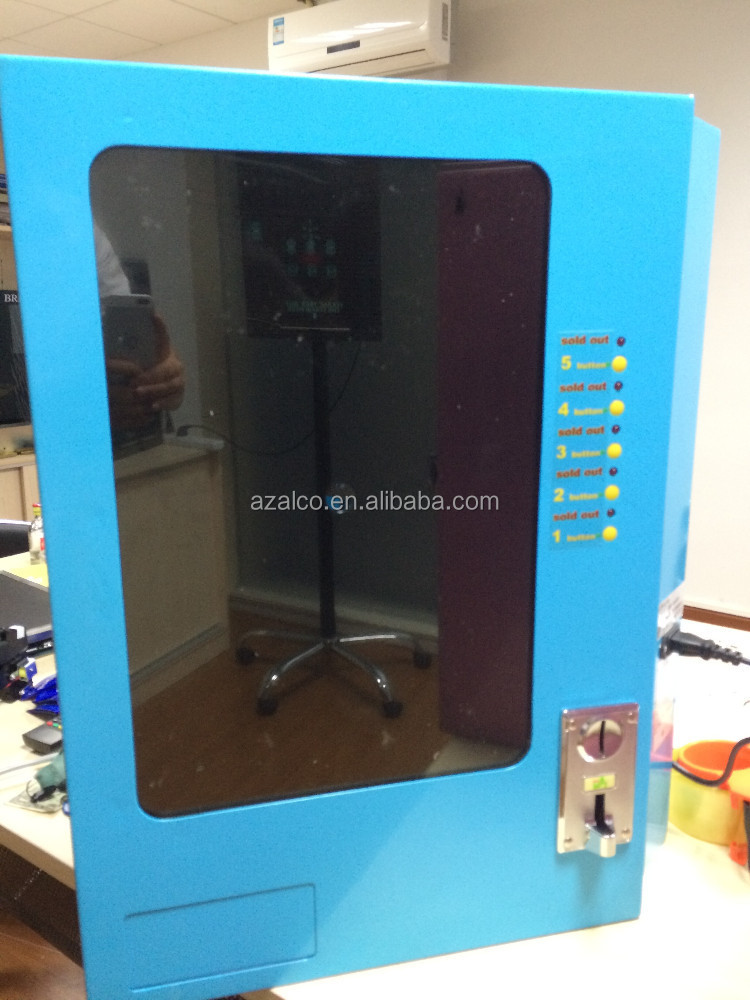 Widely Used Model V512 Condom vending machine for sale