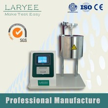 ISO Qualified Thermoplastics Melt Flow Rates Determination LCD Digital Melt Flow Indexer