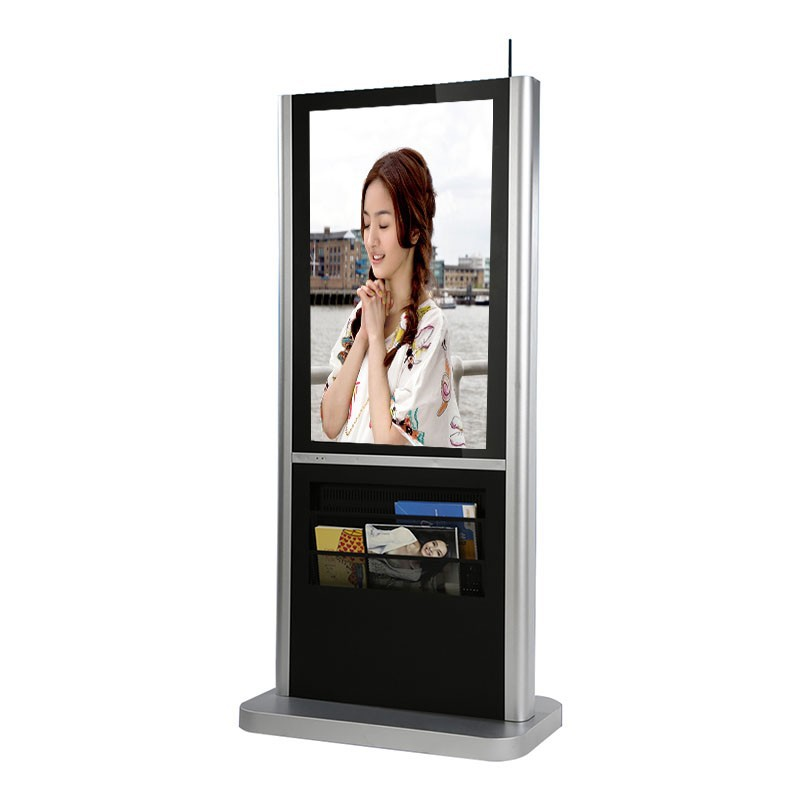 "42"" Floor Stand Wifi Digital Signage Touch"