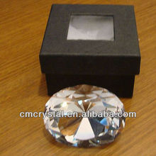 clear glass paperweight wholesale