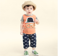 Wholesale New design custom summer fancy wear clothes for kids & lovely children