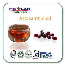 Best quality astaxanthin oil from algae