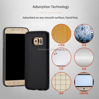 Anti Gravity Case for Samsung Galaxy S6/S6 Edge/S6 Edge Plus/S7/S7 Edge/S8 Nano Suction Magic Sticky Selfie Back Cover
