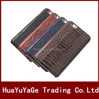 Genuine Leather ostrich Skin case cover for Apple iphone 6 6S
