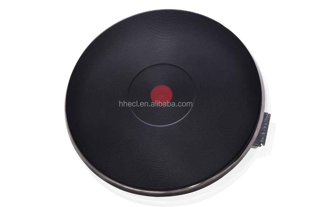 220mm Electric Hot Plate Burner with Thermostat