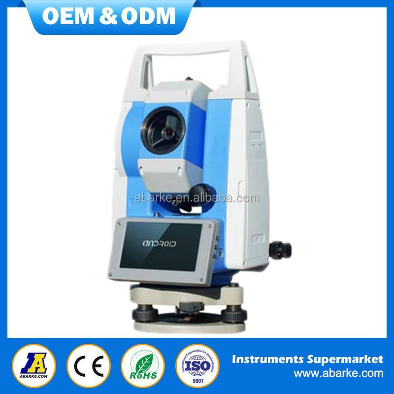 Best china total station price, total station surveying equipment