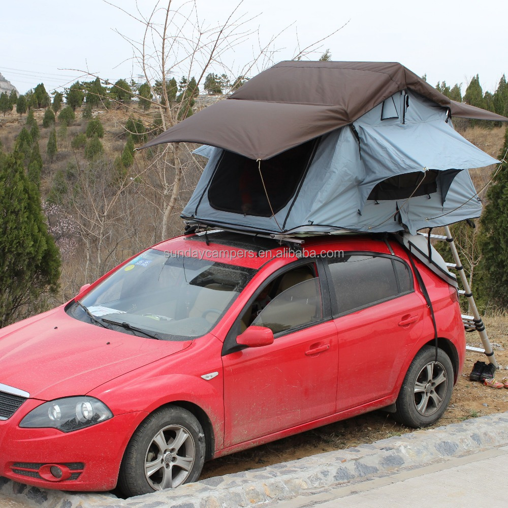 Outdoor car camping adventure truck/vehicles roof top tents