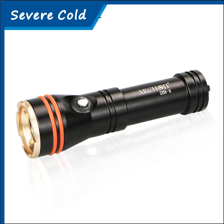 Archon D11V-II Diving Photography Video Underwater Flashlight