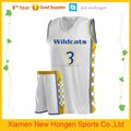 Make youth basketball uniform sets