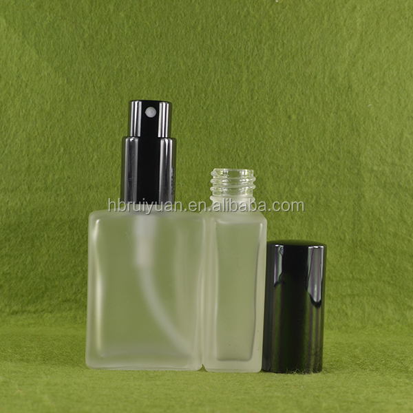 Frosted 15ml 30ml 50ml 100ml Perfume Glass Bottle