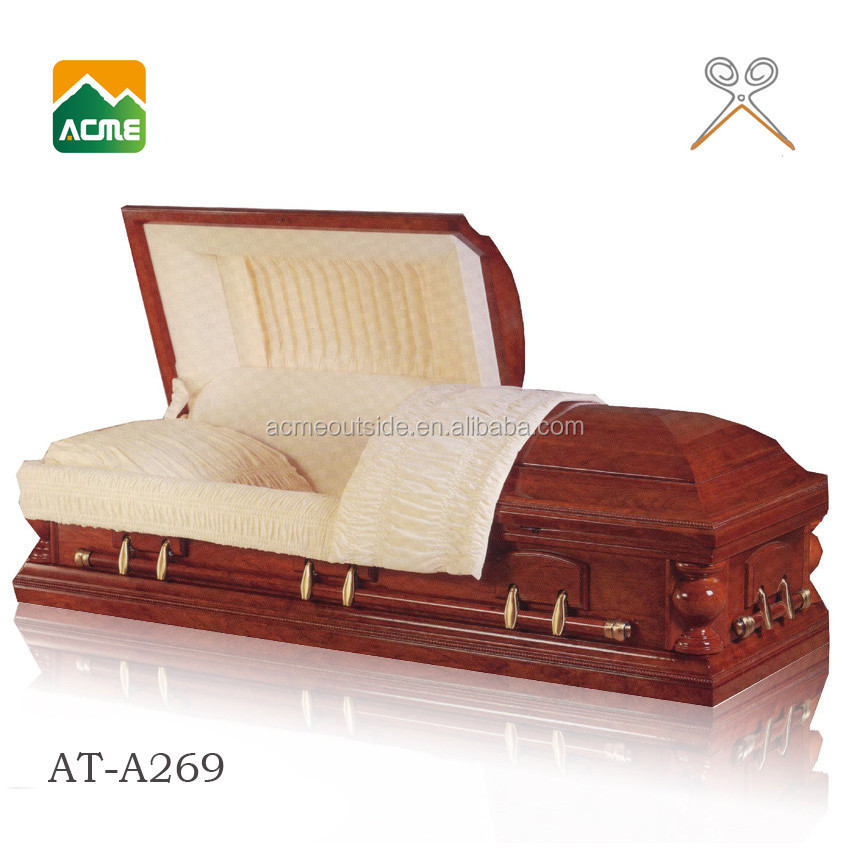 AT-A269 china professional funeral casket price