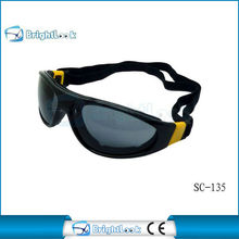Own brand antifog goggles protection safety eye glasses CE/FDA/ANSI safety glasses goggles SC-135