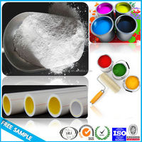 White pigment titanium dioxide tio2 powder used in PVC pipe