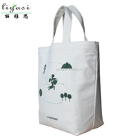 Canvas Cotton Handled Tote Bag