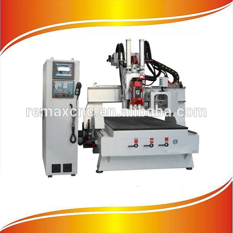 China Jinan Italy HSD spindle ATC woodworking machine cnc router 1325/2030