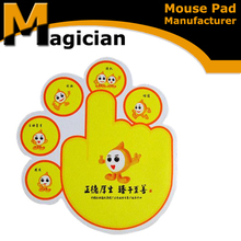 2016 magician rubber custom oyun mouse pad, oyun mouse pad