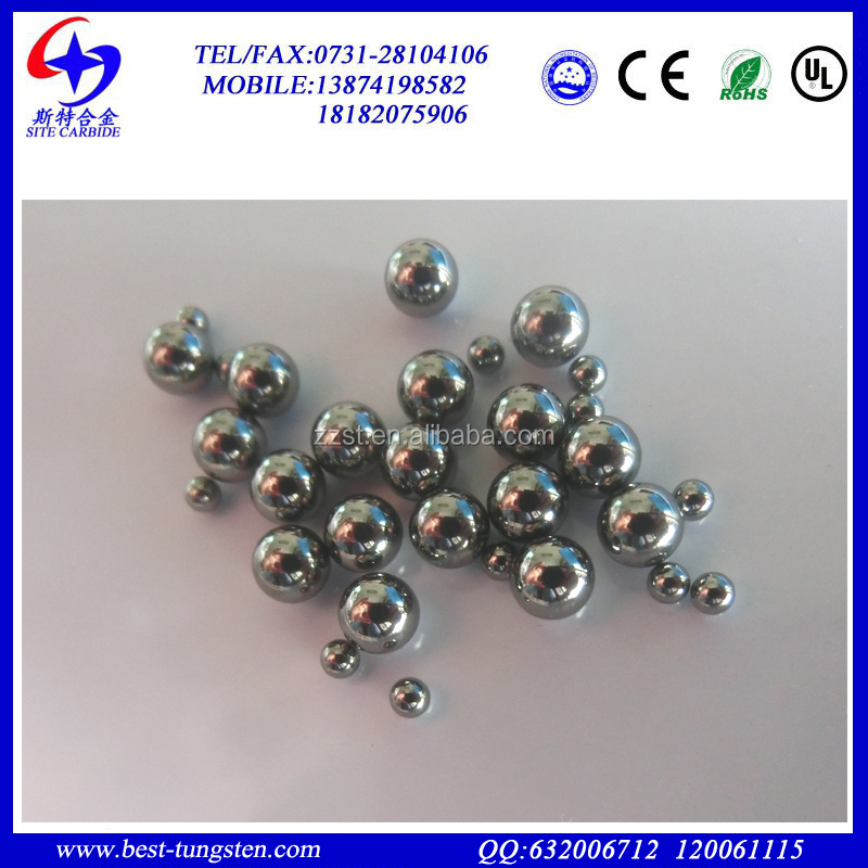 polished tungsten carbide ball /<strong>G10</strong> tunsgten carbide ball