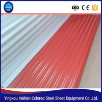 China Corrugated Color Coated Roof Tile/Roofing/Roofing Sheet