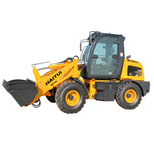 CE approved 4WD mini cheap wheel loader