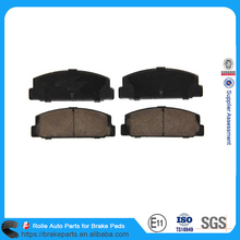 Stock Asbestos Free Pads D482-7186 Brake Pads FB06-49-280 For Protege Mazdaspeed 2003