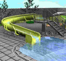 Professional Second Hand Water Ride Design