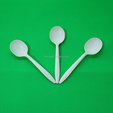 Biodegradation plastic cutlery for camping eating
