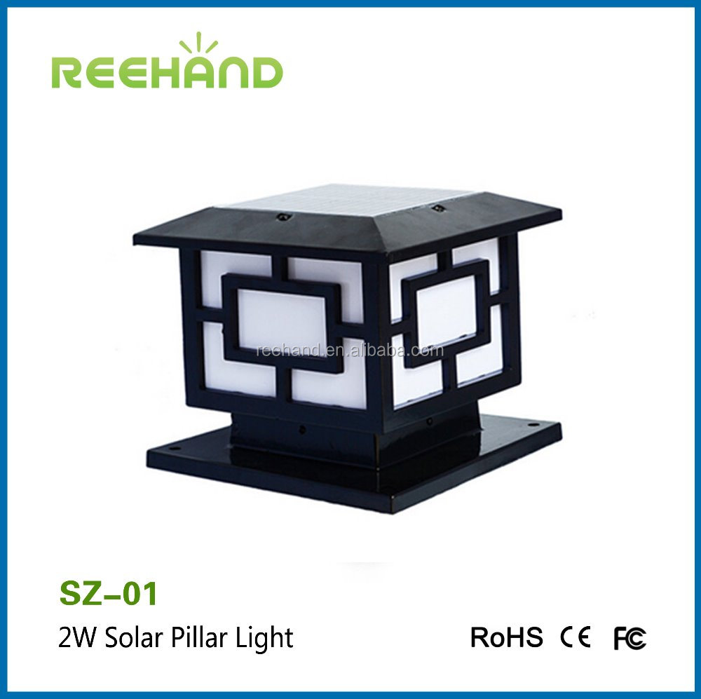 Wholesale pillar lights outdoor online buy best pillar lights solar strongoutdoorstrong aloadofball Image collections