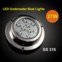 Use for marine/swimming pool IP68 led rgb underwater light /lamp 12v with nice price