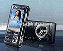 GSM Quad band dual sim card TV mobile phone with 9.0MP cmos Zoom camera T800+