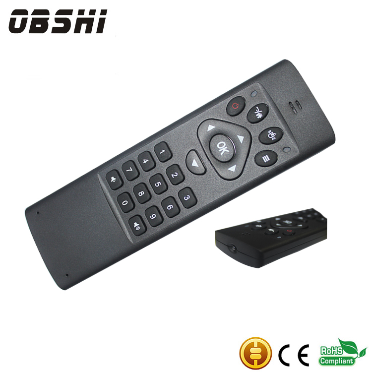 2016 wholesale 2.4g Wireless Keyboard and Air Mouse TV box
