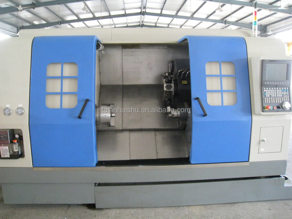 twin turret double spindle cnc lathe CNC150/250/350/450/550T