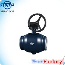 WB-117 Oil and gas ball valve /pipe fitting china /gas ball valve wenbao