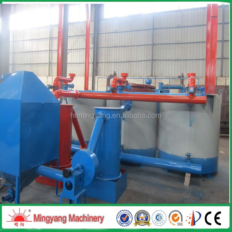 Factory direct sell continuous palm shell charcoal making machine with ce approved
