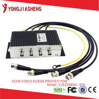 Supply single channel HD-SDI video signal surge protector /lightning protective device/voltage protection/TVSS/SPD