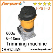 Power tools 6-10mm electric wood trimmer machine