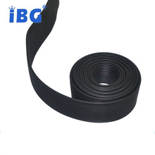 Automobile door and window rubber weather seal strip