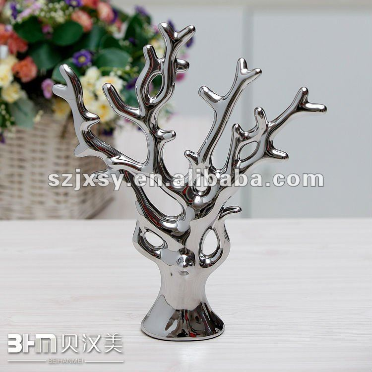 The latest design coral craft home decoration